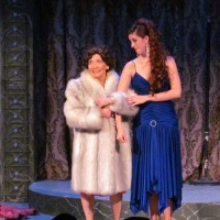 Liz as Mama Rose in Gypsy