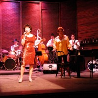 Liz as Patsy Cline