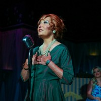 Liz as Millie in Stardust Supper Club
